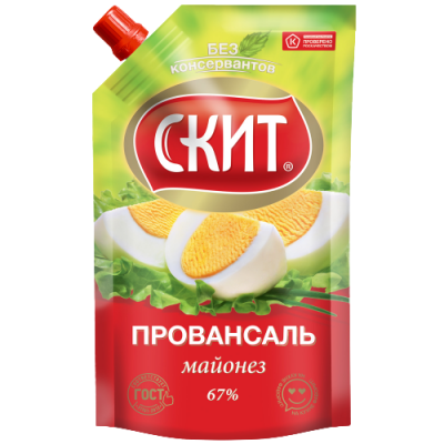"МАЙОНЕЗ ""СКИТ"" ПРОВАНСАЛЬ 67%"